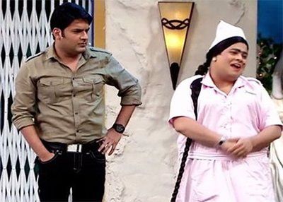 APOLOGY HAS NOT WORKED: Sunil Grover, Chandan Prabhakar
