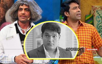 APOLOGY HAS NOT WORKED: Sunil Grover, Chandan Prabhakar ABANDON Kapil Sharma Again
