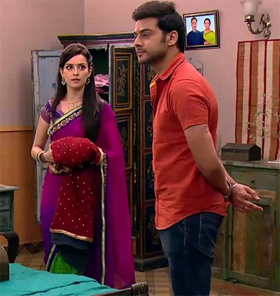 tv show mere angne mein tv show