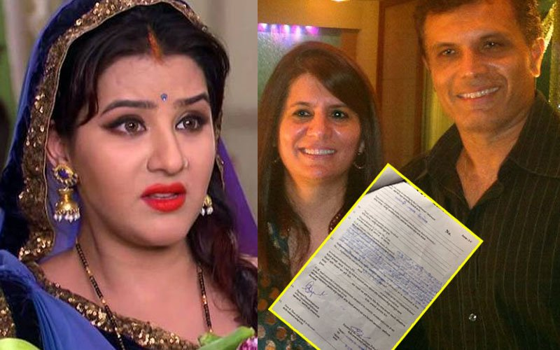 SHOCKING: Shilpa Shinde Slaps A SEXUAL HARASSMENT CASE On Bhabi Ji...Producer Binaifer Kohli's Husband