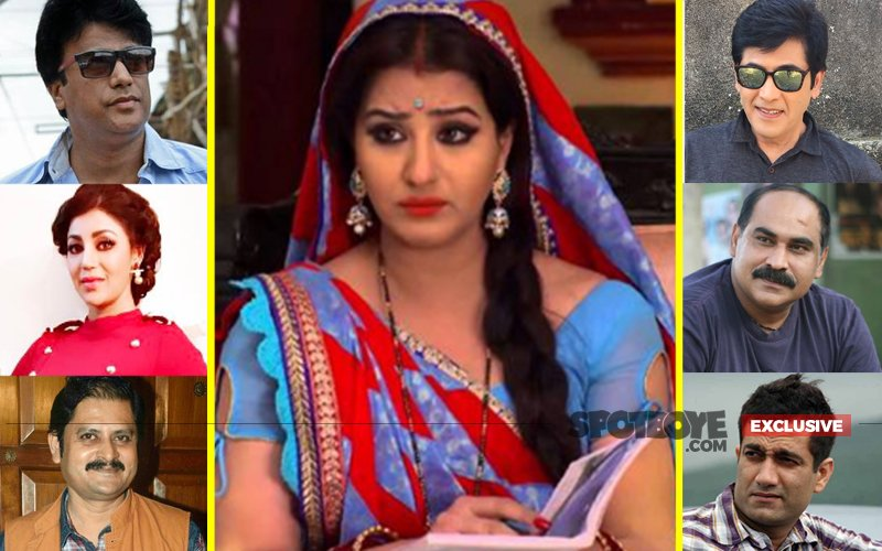 SEXUAL HARASSMENT CASE: Shilpa Shinde's Bhabiji Actors & Other Colleagues In A Tizzy