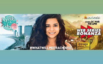 Mithila Palkar Is Faced With Many Questions In Girl In The City Chapter 2