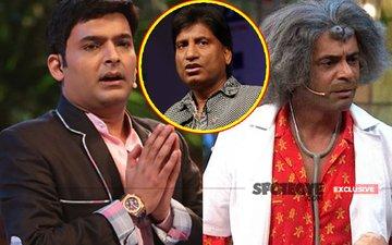 Raju Srivastav FAILS To Broker Peace Between Kapil Sharma & Sunil Grover
