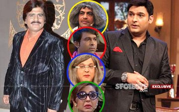 Kapil Sharma Is Very Tense After Sunil Grover & Co Deserted Him, Says Ahsaan Qureshi