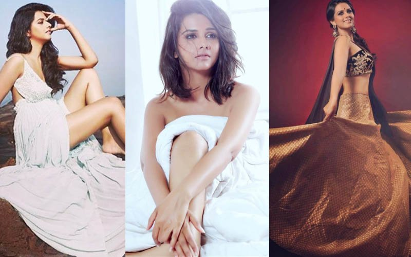 Bold, Uninhibited: Dalljiet Kaur's Recent Photoshoot Oozes Sexiness & Beauty!