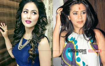 BUZZ: Hina Khan Was Set To Be Chandrakanta But Ekta Kapoor Turned Her Down!