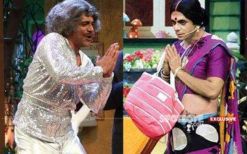 Sunil Grover COMES BACK As Dr Mashoor Gulati & Rinku Bhabhi