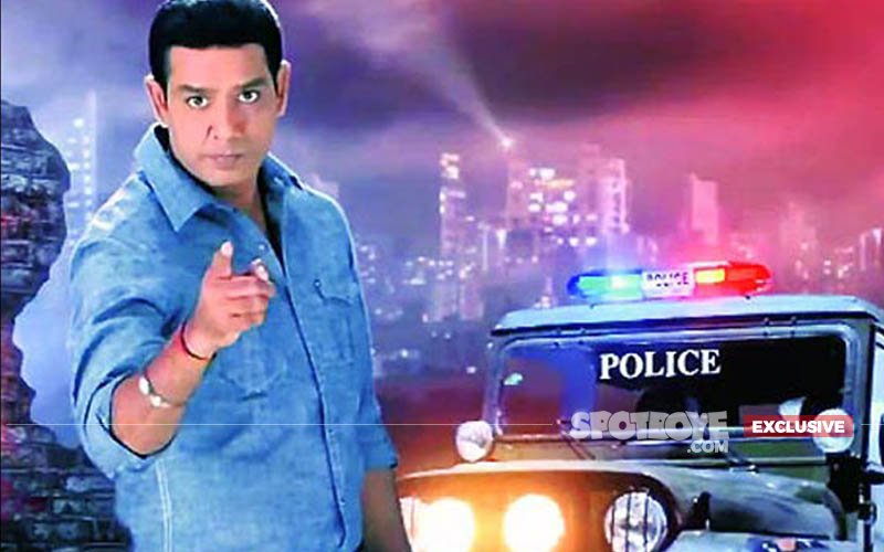 BREAKING NEWS: Annup Sonii Out Of Sony's Crime Patrol Satark