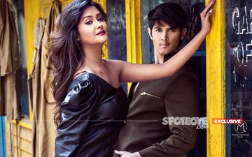 Rohan Mehra Helps Girlfriend Kanchi Singh Shed Her Inhibitions In A Sexy Photo Shoot