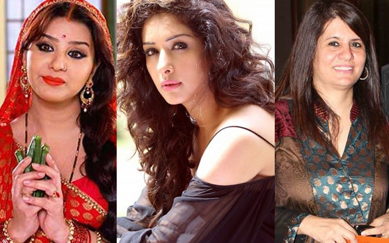 After Shilpa Shinde, TV Actress Sameksha Accuses Bhabi Ji...Producer Binaifer Kohli Of Harassment