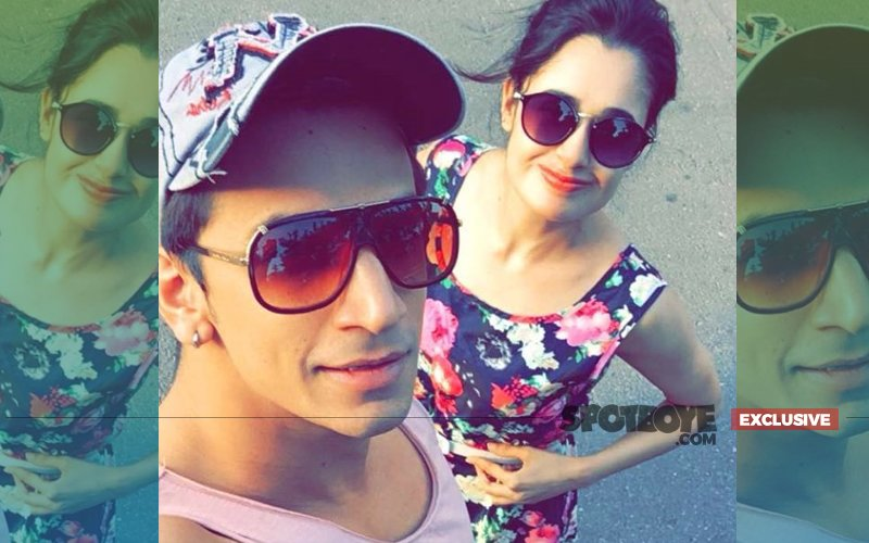 Lovebirds Prince Narula & Yuvika Choudhary Turn Competitors. Here's Why