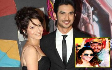 BUZZ: Sushant Singh Rajput's Former Girlfriend Ankita Lokhande Dating City Businessman