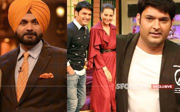 Navjot Singh Sidhu DITCHES Kapil Sharma, Doesn't Turn Up For The Shoot