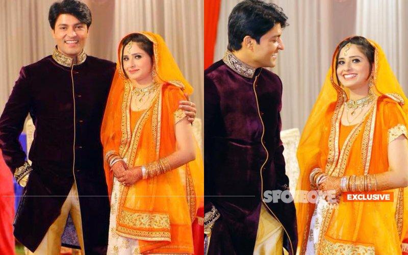 Meet Diya Aur Baati Hum Actor Anas Rashid's Fiance, Heena