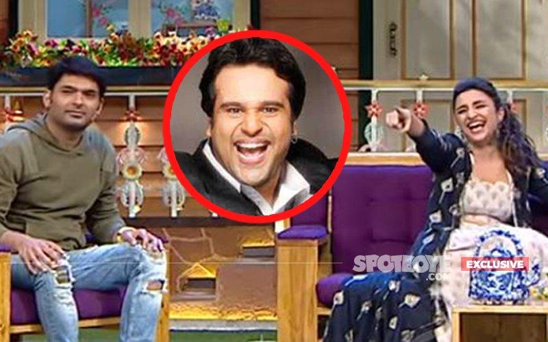SHAMEFUL! Kapil Sharma Goes The Krushna Abhishek Way,  Dirty Jokes Galore In Parineeti Chopra Episode