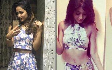Hina Khan Or Shivangi Joshi: Who Is Sexier In A Crop Top?