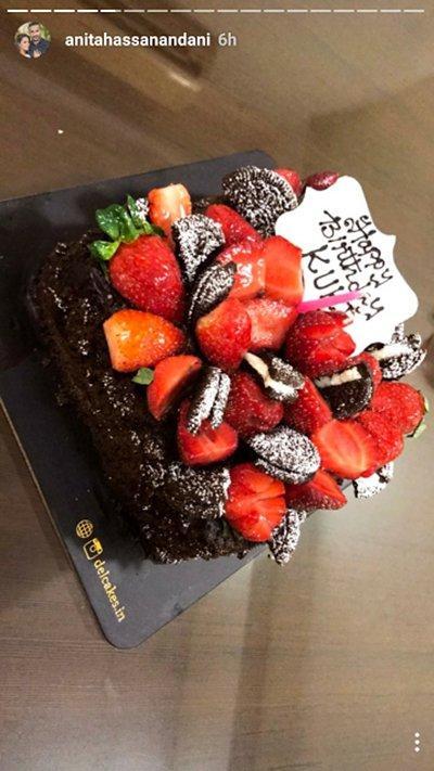anita hassanandanis cake