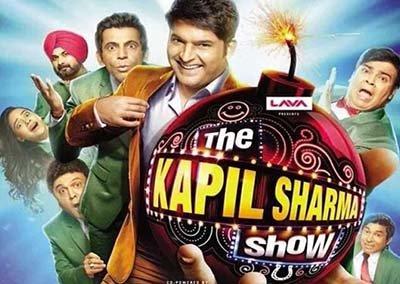 the kapil sharma show poster