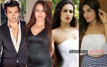Rithvik Dhanjani, Mahima Chaudhary, Additi Gupta And Shiny Doshi Headed To Khatron Ke Khiladi 8?