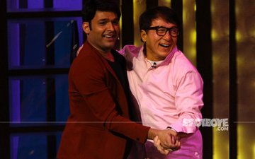 Kapil Sharma Slips To No.5, Did Jackie Chan Fail Him?