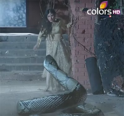 mouni roy in naagin 2