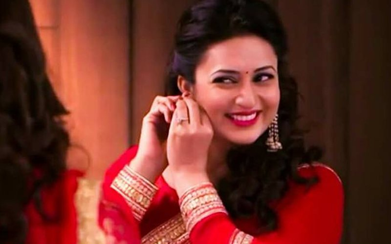 TV Star Divyanka Tripathi Climbs The Ladder, Star Power Invincible
