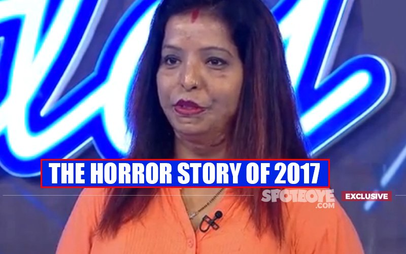 Indian Idol Contestant Dolly's Mother-In-Law Pushed Her Into Burning Stove!
