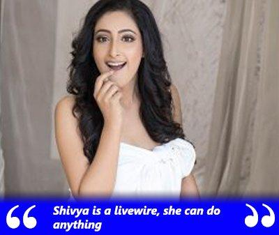 shivya is a livewire says kinshuk