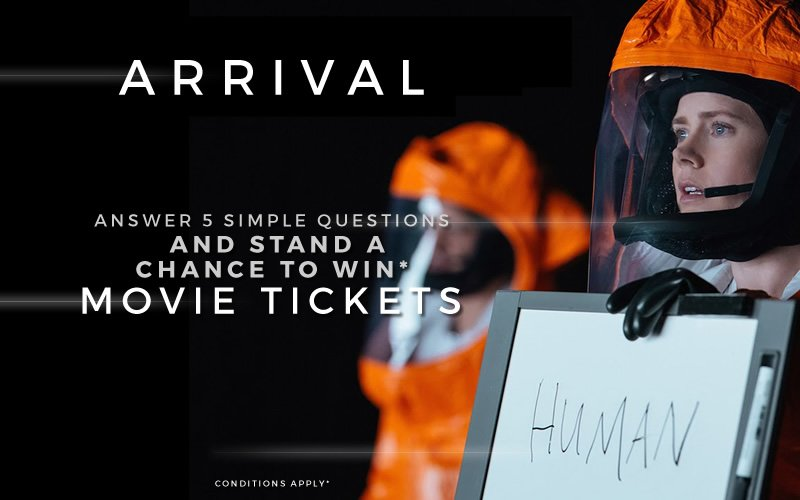 Arrival Contest
