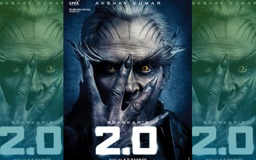 SOCIAL BUTTERFLY: Akshay's New Look for '2.0' Garners All The Appreciation