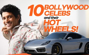 VIDEO: These 10 Hot Rides Of Bollywood Celebs Which Will Leave You Drooling