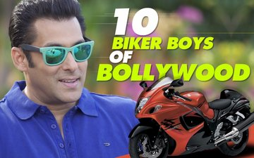 VIDEO: The 10 Biker Boys Of Bollywood