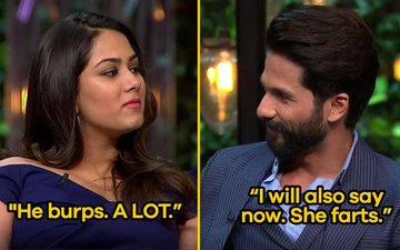 VIDEO: 10 Times Shahid-Mira Proved That They're Die-Hard Romantics!