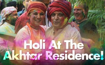 VIDEO: 6 Legendary Holi Parties Organized By Bollywood Families