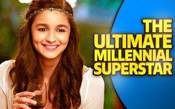 VIDEO: 10 Things That Make Alia Bhatt The First Millennial Superstar!