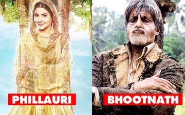 VIDEO: 10 Ridiculously Unconventional Ghosts That Bollywood Has Given Us