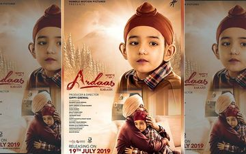 'Ardaas Karaan' New Poster: Gippy Grewal's Son Shinda Looks Too Cute