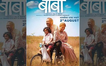 'Baba' Trailer released: Sanjay Dutt's Marathi Production Debut