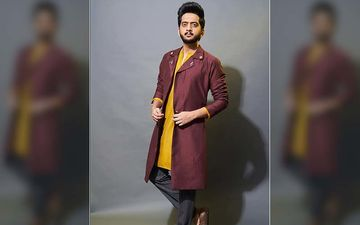 'Dhurala': Hotness Quotient Amey Wagh Dressed In A Classy Kurta Paired With Blazers For The Trailer Launch