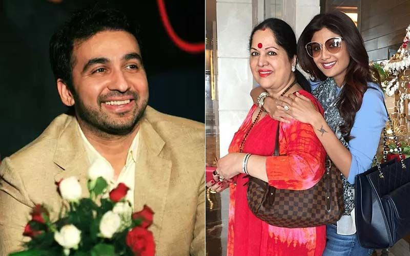 """""""I Saw The Mum And Said Yes To The Daughter"""", Reveals Raj Kundra On Mother-In-Law Sunanda Shetty's Birthday"""