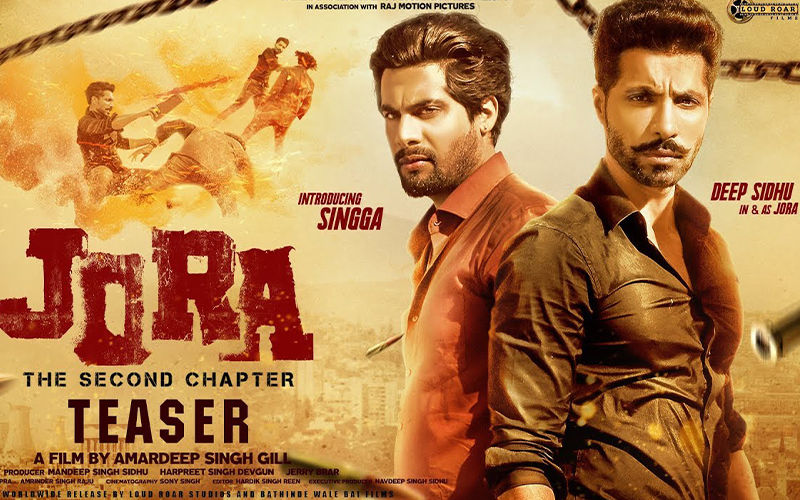 'Jora The Second Chapter' Teaser Starring Actor Deep Sidhu Released