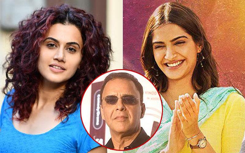 """Never Met Taapsee Pannu In My Life,"" Vidhu Vinod Chopra On Reports Claiming Actress Was First Choice For Ek Ladki Ko Dekha Toh Aisa Laga"