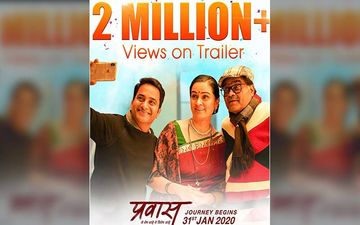 'Pravas': 2 Million Views On Trailer Of This Film Starring Padmini Kolhapure And Ashok Saraf