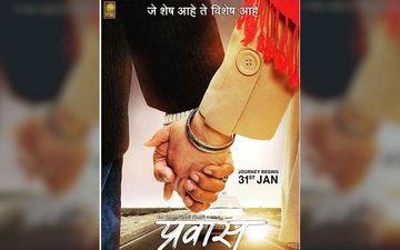 'Pravas': Official Poster Of This Ashok Saraf, Padmini Kolhapure And Vikram Gokhale Starrer Film Out Now