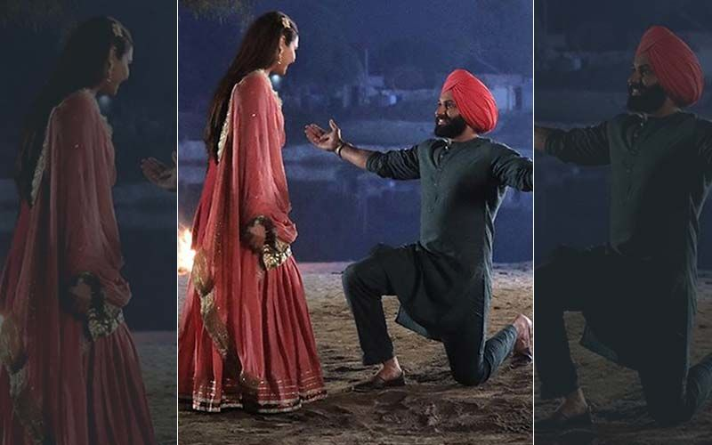 'Saak': Jobanpreet Singh Shares A Still From His Favourite Song