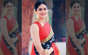 #SareeTwitter: Vaidehi Parshurami Follows Swwapnil Joshi's #SareeTwitter Trend