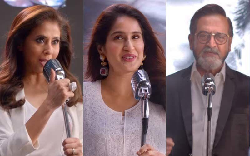 'Smile Please' Anthem: Urmila Matondkar, Sagarika Ghatge, Mahesh Manjrekar Join Vikram Phadnis In 'Chal Pudhe'