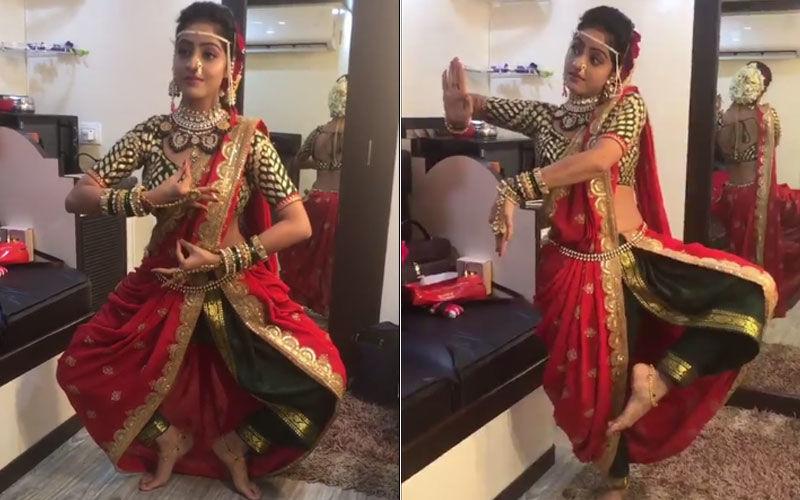 """Stop Dancing, You're Terrible,"" Troll Tells Deepika Singh Goyal As She Attempts Odissi Dance; Actress Hits Back"