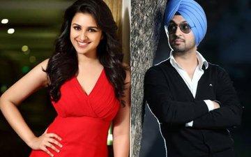 Video: Parineeti and Diljit in the remake of 'Chameli Ki Shaadi'?