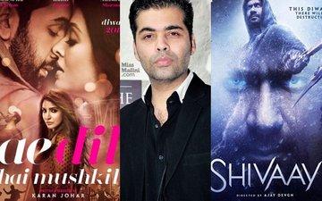 Video: Karan Johar Breaks His Silence Over ADHM-Shivaay-KRK Controversy